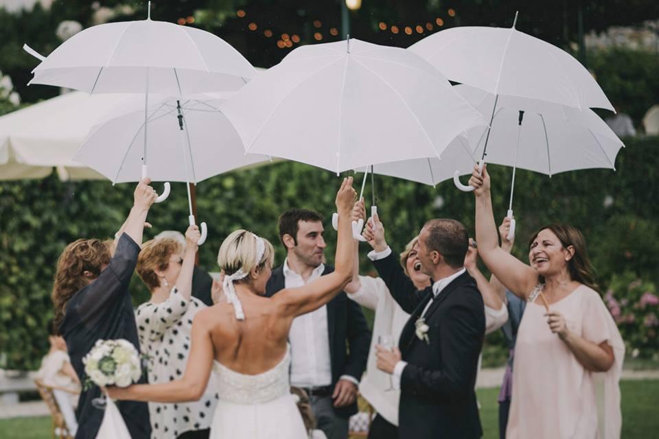 Matrimoni all'italiana - Wedding photography presso Villa Bossi
