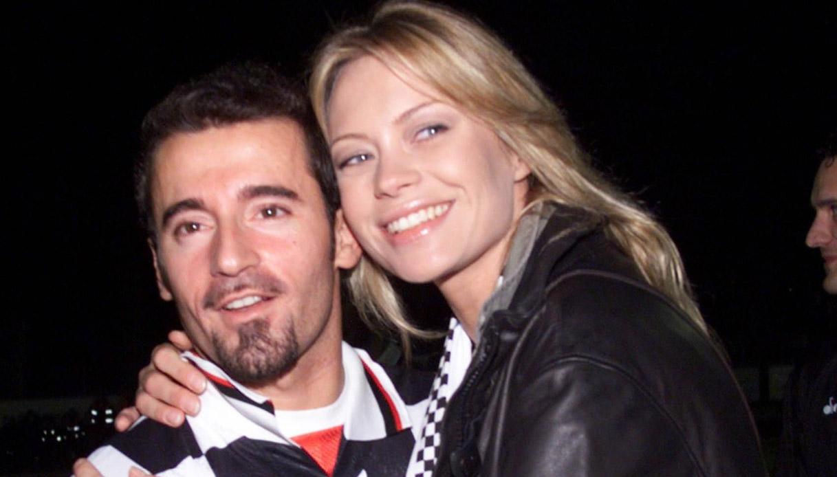 Max Biaggi e Anna Falchi