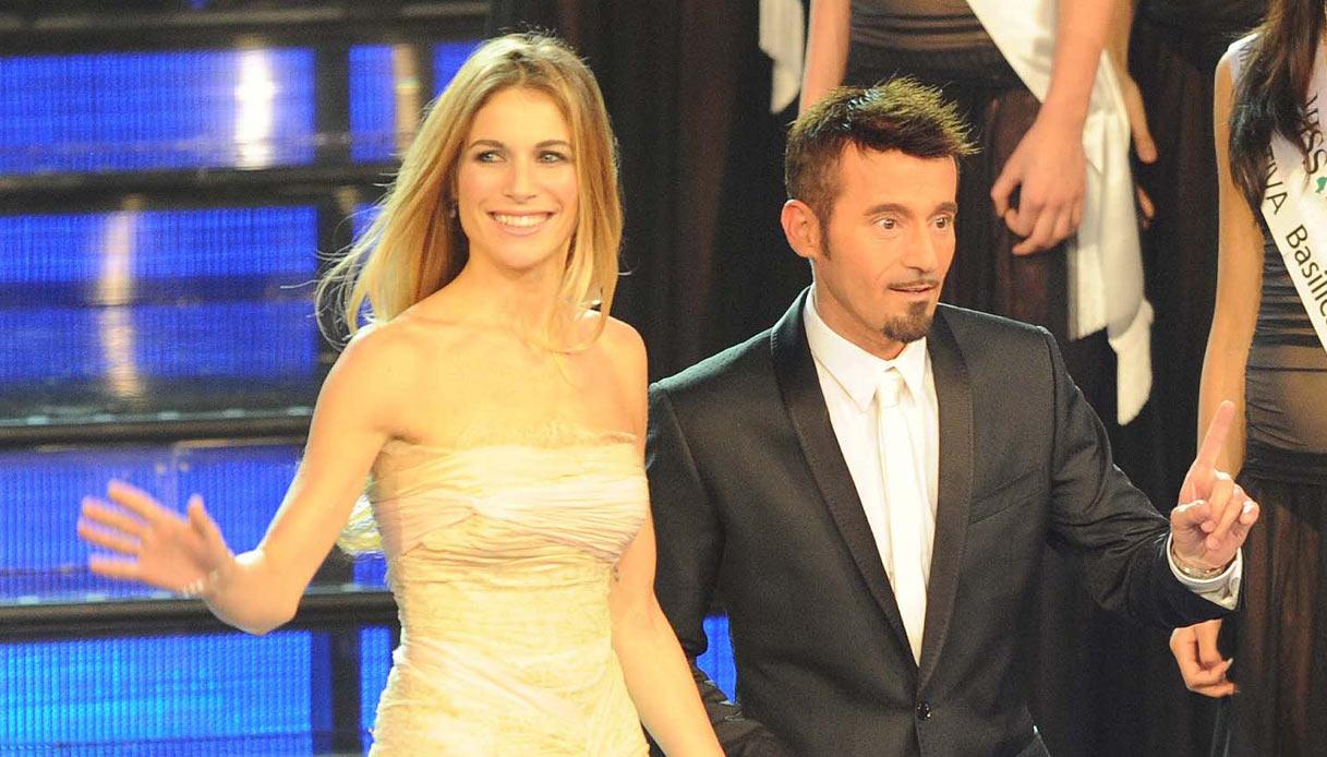 Max Biaggi e Eleonora Pedron