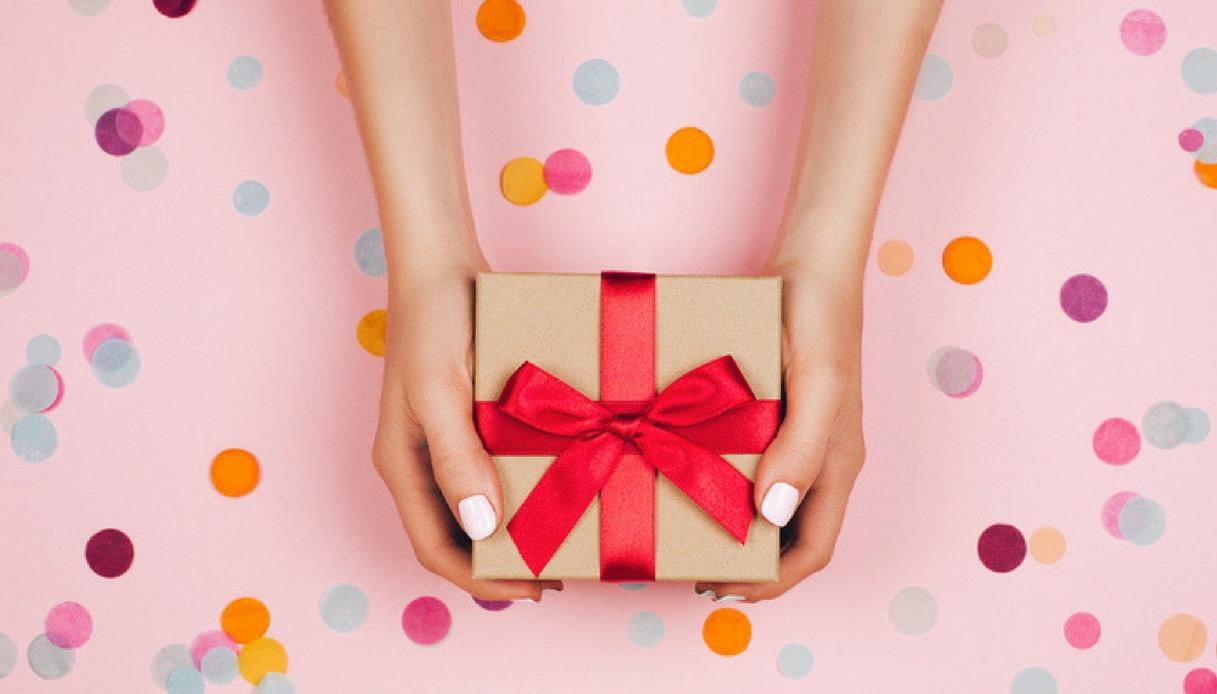 Amato Regali di compleanno: 5 idee originali per lui | DiLei FS04