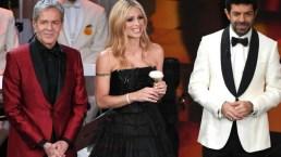 Sanremo 2018, i look della finale