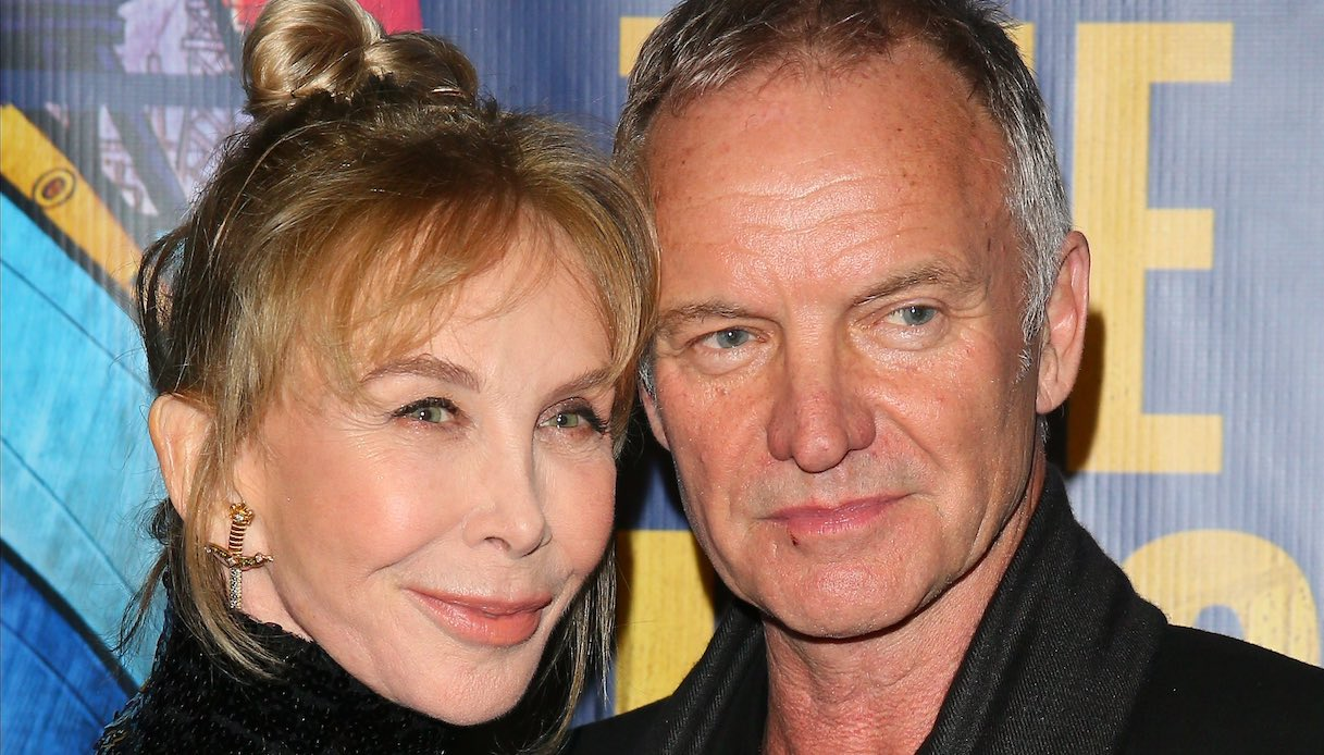 Sting e Trudie Styled