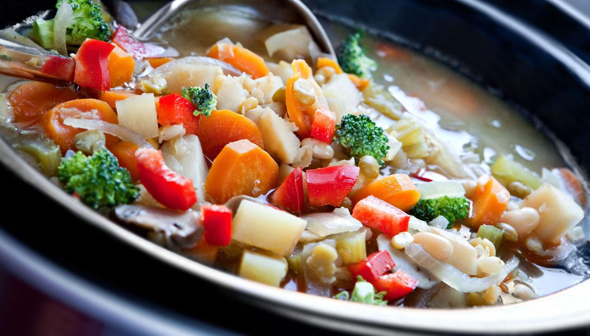 Zuppe di verdure