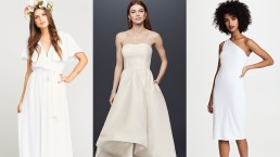 Abiti da sposa low cost: 15 modelli di tendenza a meno di 200 euro