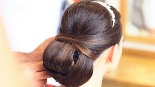 Acconciature sposa coi capelli lunghi: le tendenze 2018