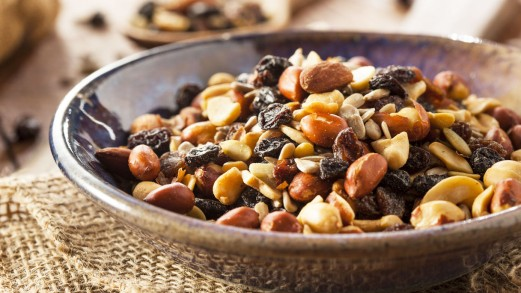 Alimenti vegetali, quante calorie contengono