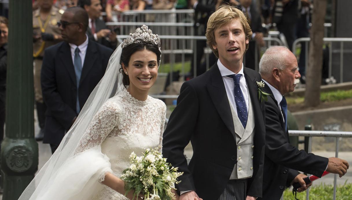 Il Matrimonio Da Favola Di Christian Di Hannover E Alessandra De Osma Dilei
