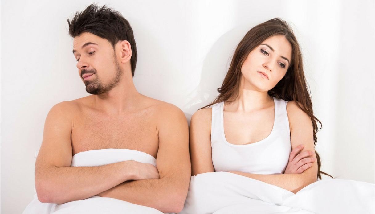 Fine della sintonia sessuale, quali cause e come rimediare?