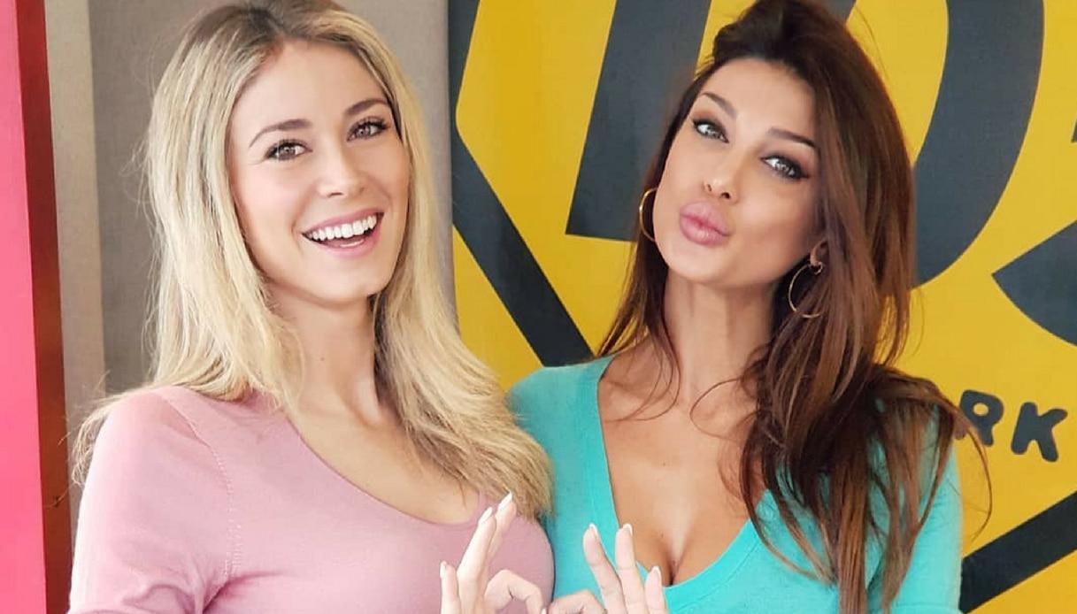 Cristina Buccino e Diletta Leotta