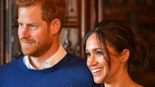 Negli inviti alle nozze di Meghan Markle e Harry c'è un riferimento al divorzio dell'attrice