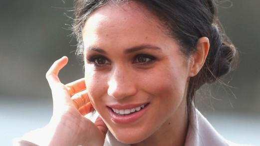 Meghan Markle trucco naturale senza make up artist per il matrimonio. Come Kate Middleton