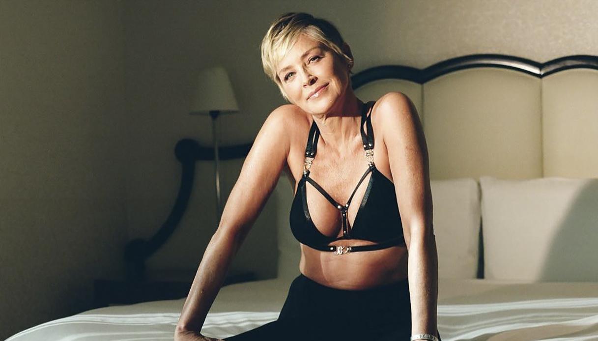 Sharon Stone festeggia i 60 anni