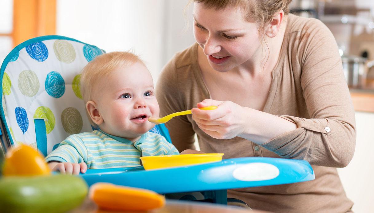 Spiegare ai bimbi i benefici di ogni nuovo alimento