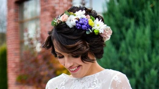 Acconciature sposa coi capelli corti: le tendenze 2018