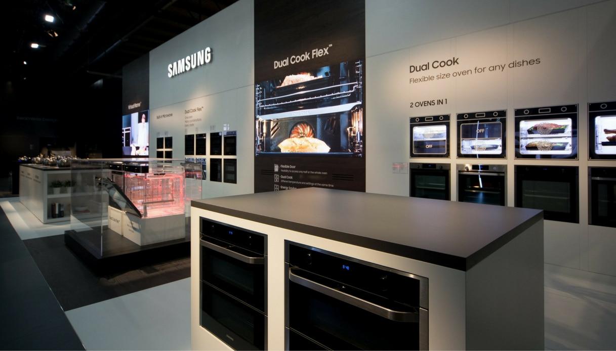 Eurocucina Samsung