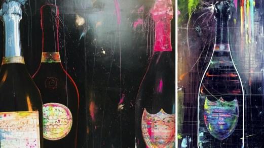 Fuori Salone 2018, lo Champagne diventa opera d'arte