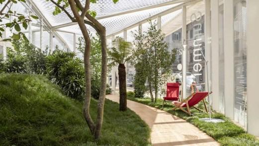 Salone del Mobile 2018, vivere la natura
