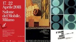 Salone del Mobile 2018: i manifesti di design