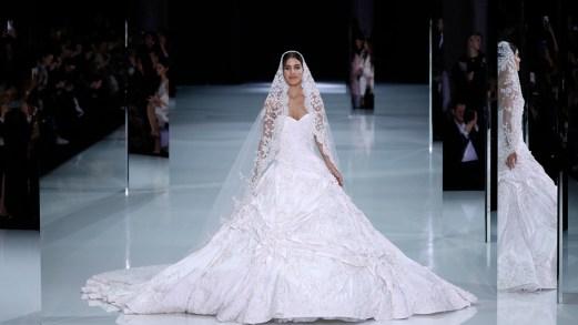 Gli abiti da sposa di Ralph & Russo, il marchio scelto da Meghan Markle