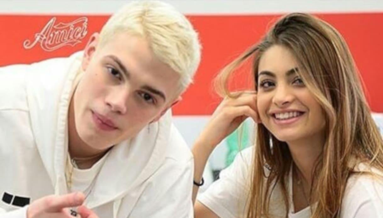 Emma e Biondo: è amore