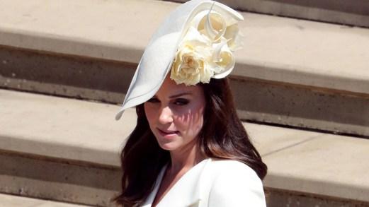 Kate, l'abito riciclato al matrimonio di Harry e Meghan. Un grave errore