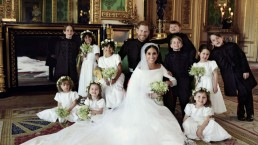 Matrimonio Harry e Meghan, le foto ufficiali su Twitter