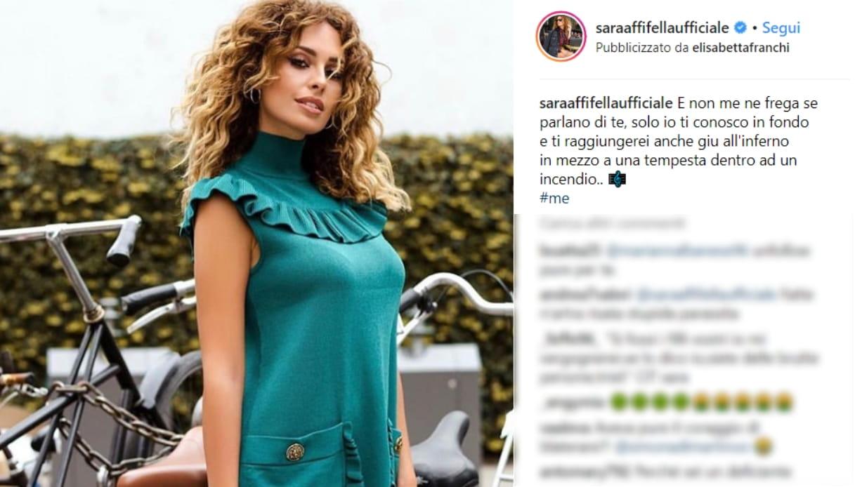 Sara Affi Fella Instagram