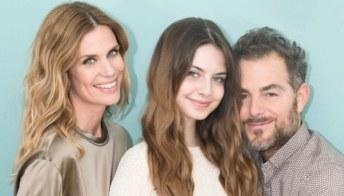 Chi è Stella, la figlia di Daniele Bossari e Filippa Lagerback