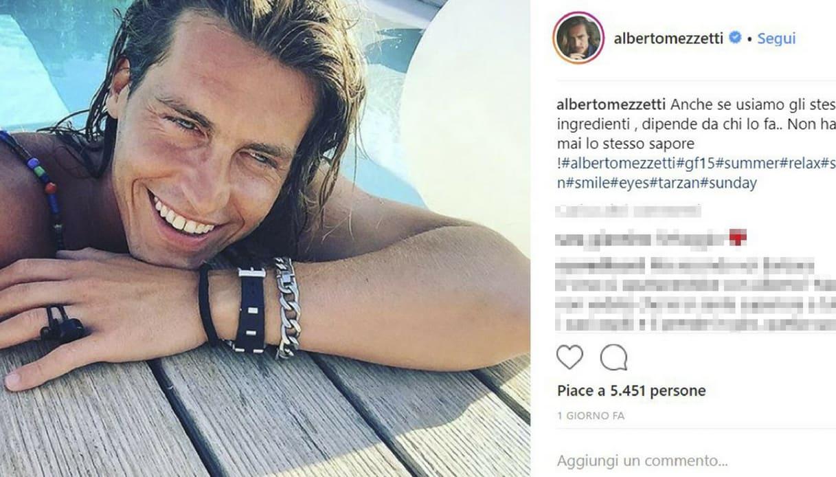Alberto Mezzetti Instagram