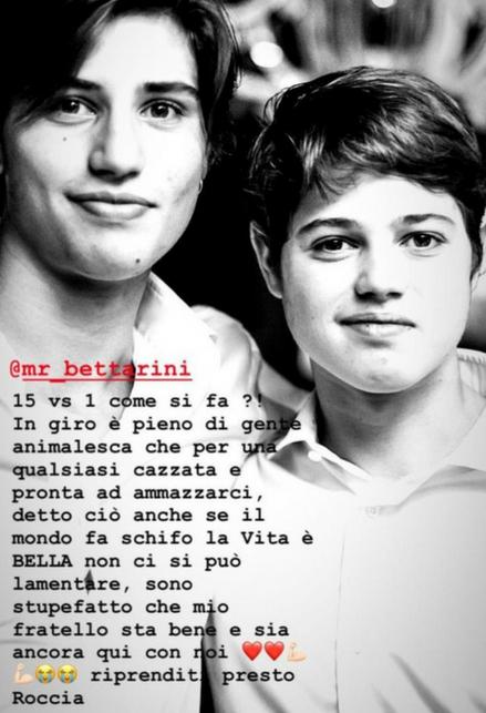 Giacomo Bettarini