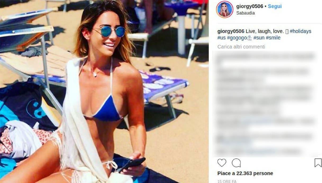 Giorgia Rossi bikini