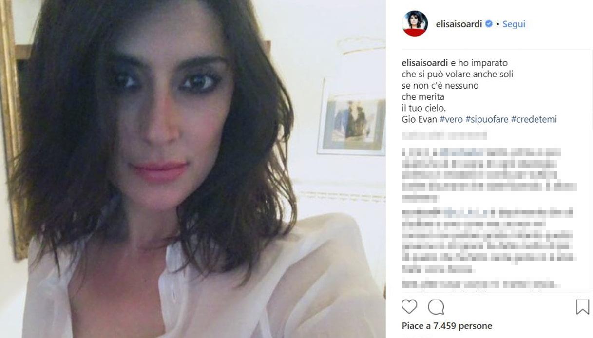 Crisi Salvini Isoardi post instagram