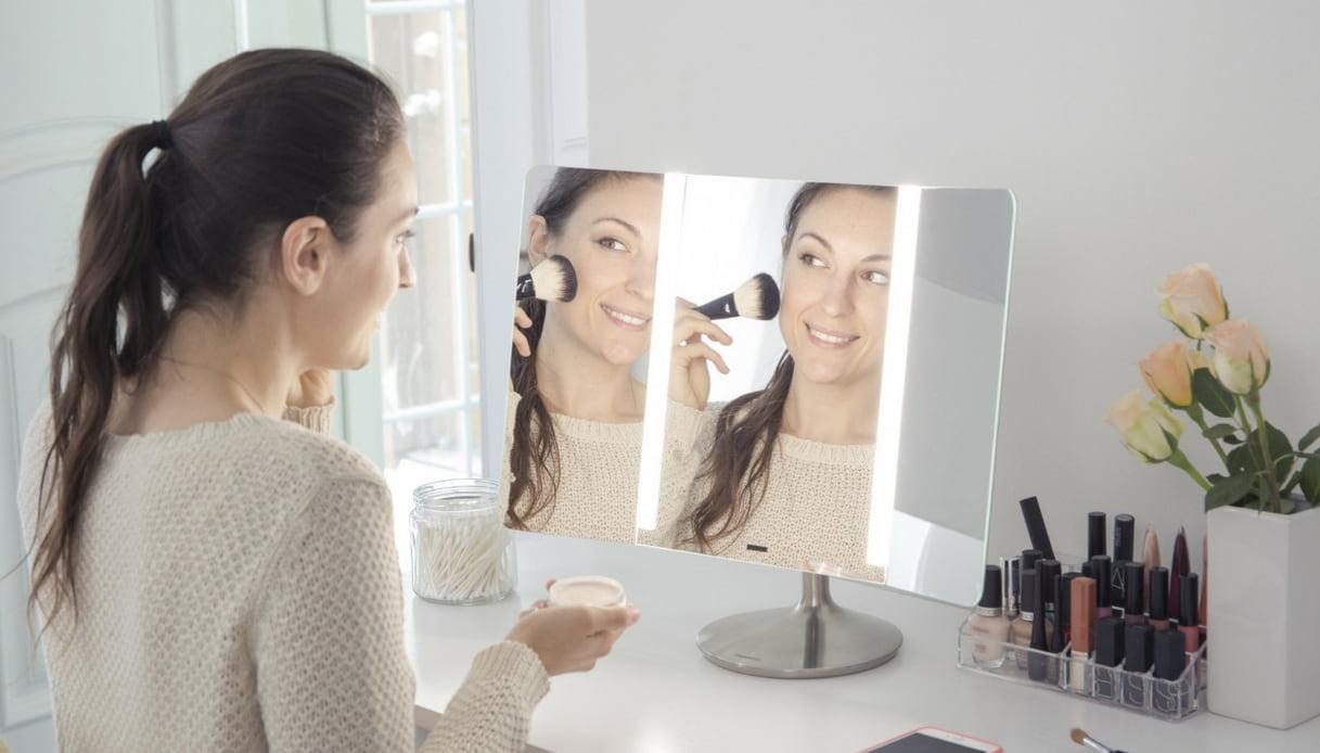 Specchio intelligente