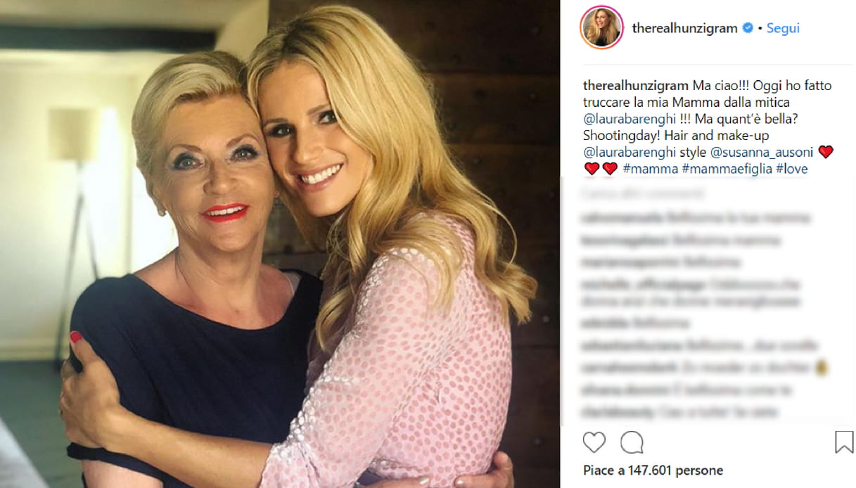 Michelle e Ineke Instagram
