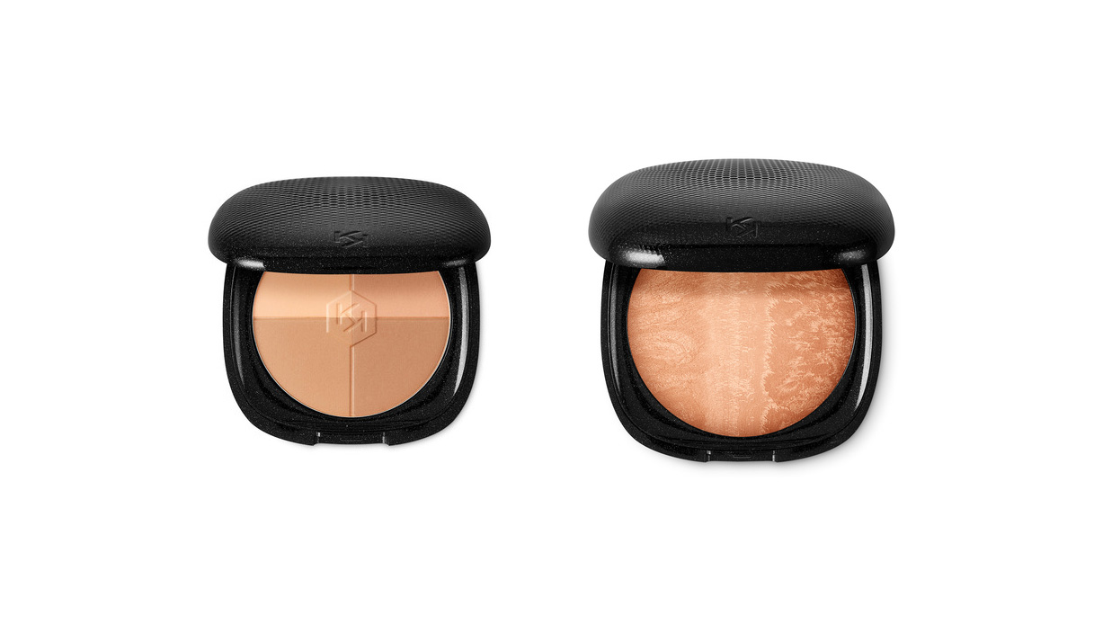 All in one Bronzer e Baked Bronze d Kiko