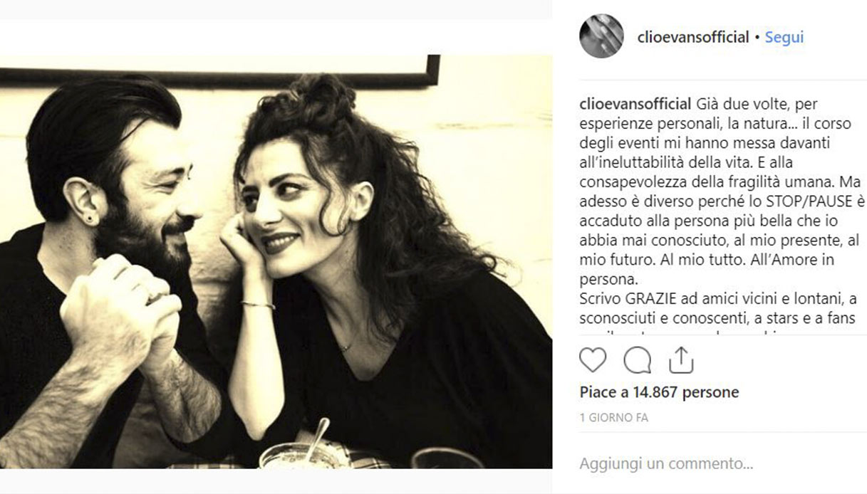 Clio Evans e Lele Spedicato