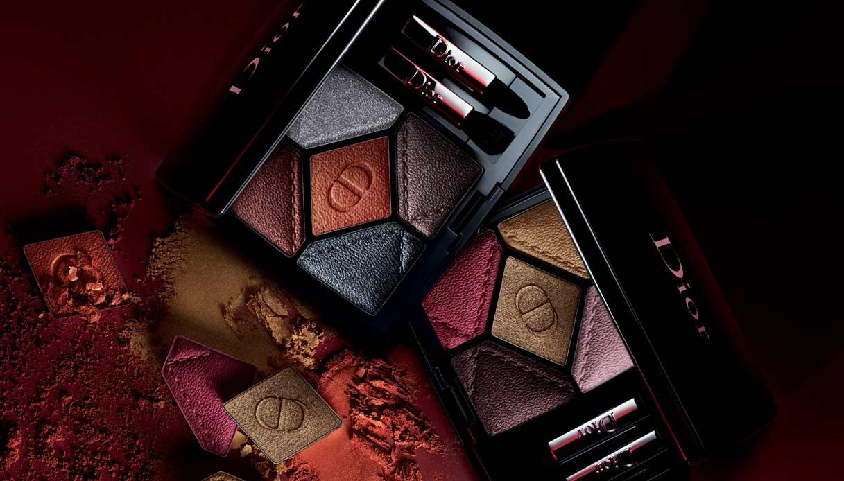 Palette 5 Couleurs - Dior