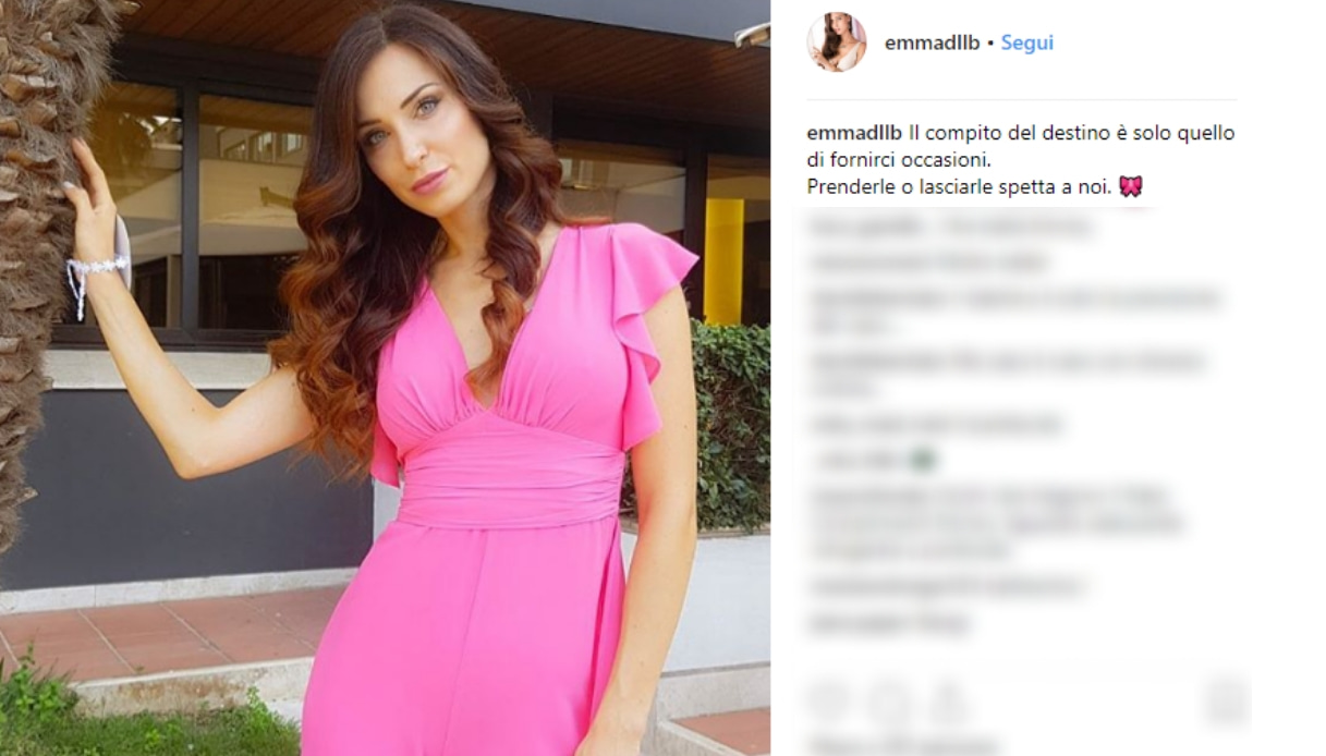 Emma Della Benetta Instagram