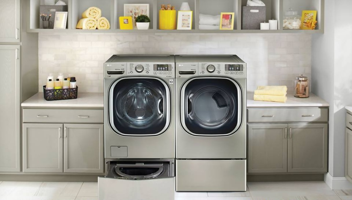 lavatrici doppio cestello