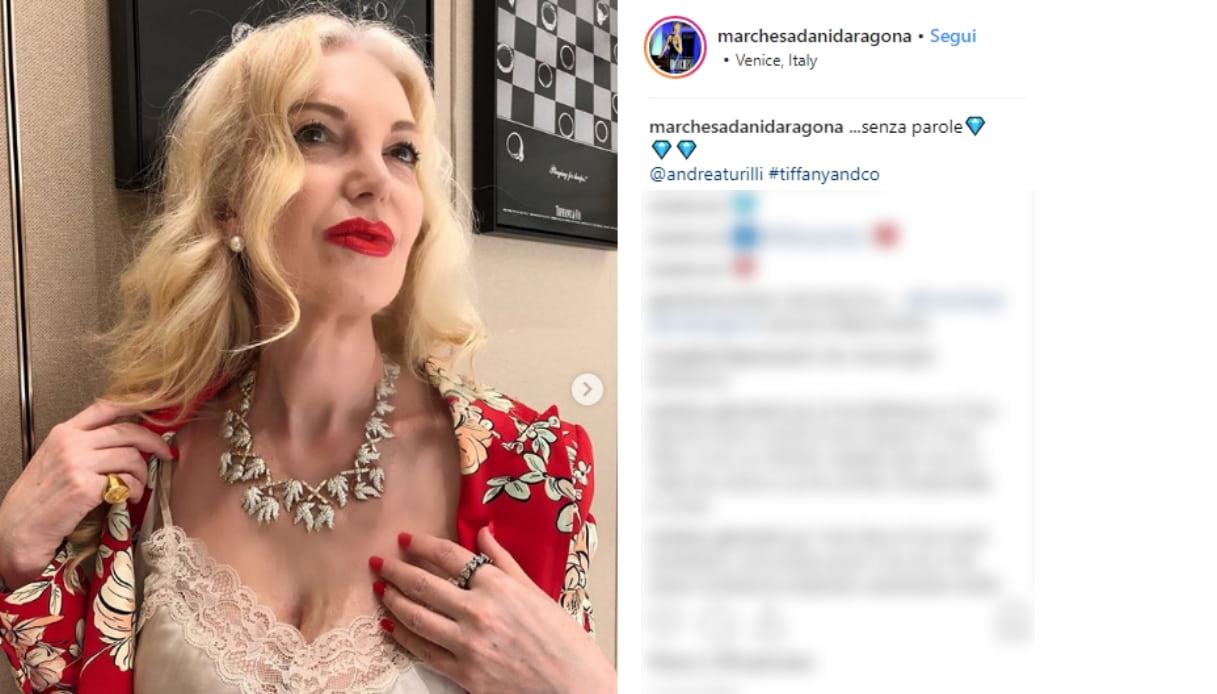 Marchesa D'Aragona Instagram