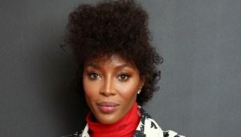 Il ritorno dei capelli ricci anni '70 e '80: parola di Naomi Campbell