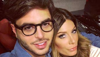 Chi è Francesco Caserta, l'ex fidanzato di Paola Caruso e padre del suo bambino