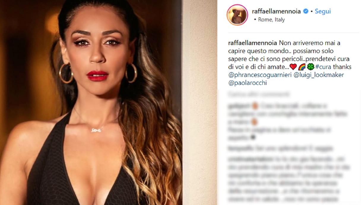 Raffaella Mennoia Instagram