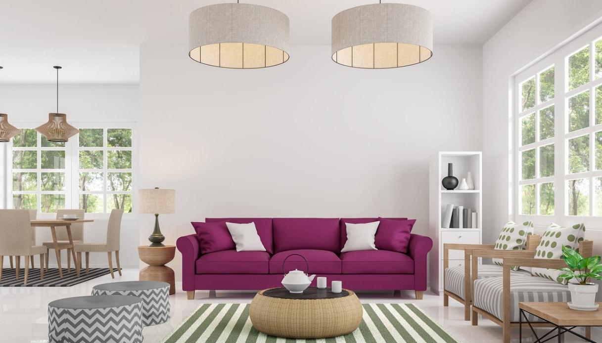 Stai pensando di acquistare un divano colorato Ecco tutto quello che dovresti sapere