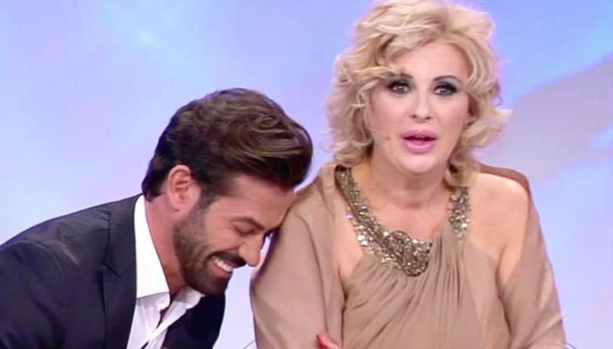 Tina Cipollari e Gianni Sperti