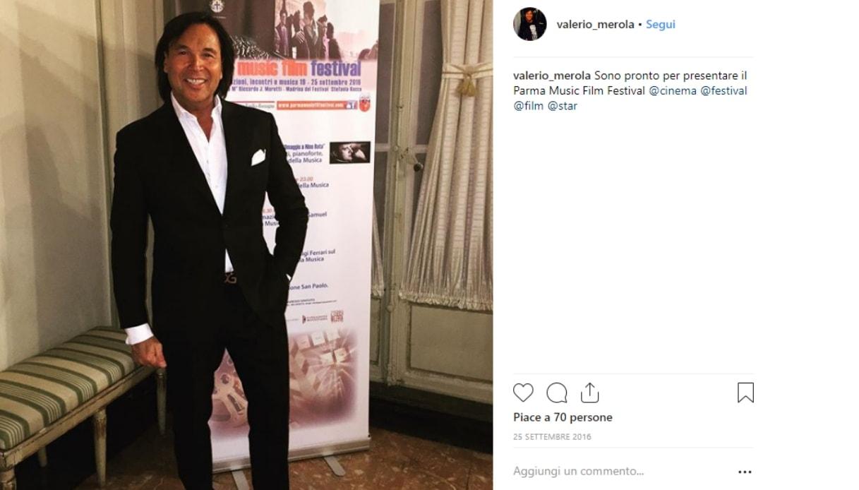 Valerio Merola Instagram