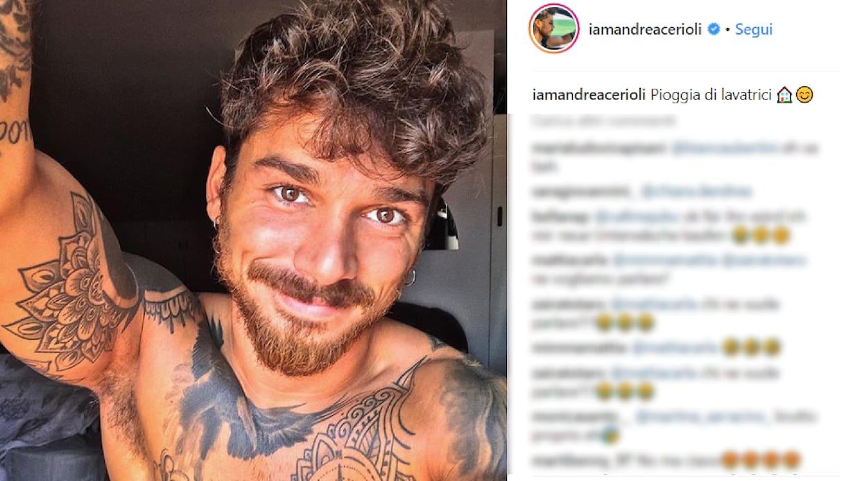 Andrea Cerioli Instagram