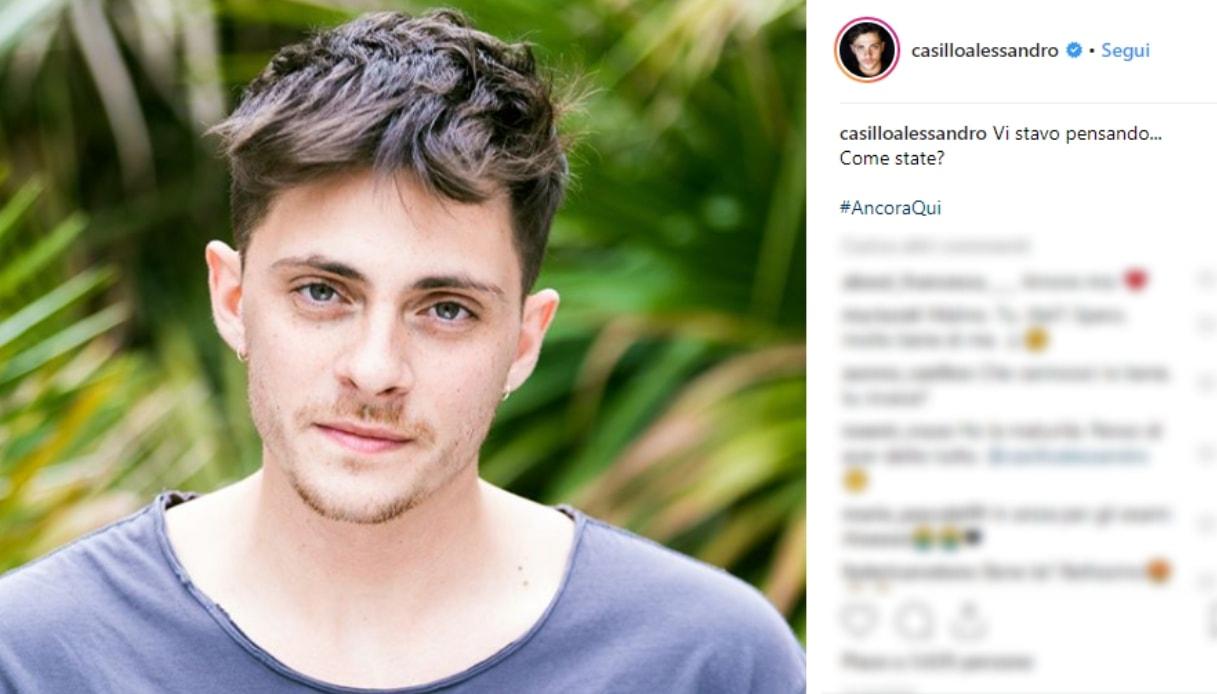 Alessandro Casillo Instagram