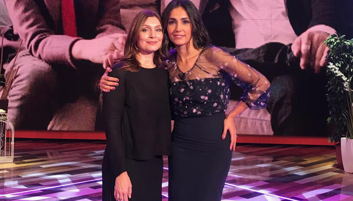 Sabrina Paravicini e Caterina Balivo