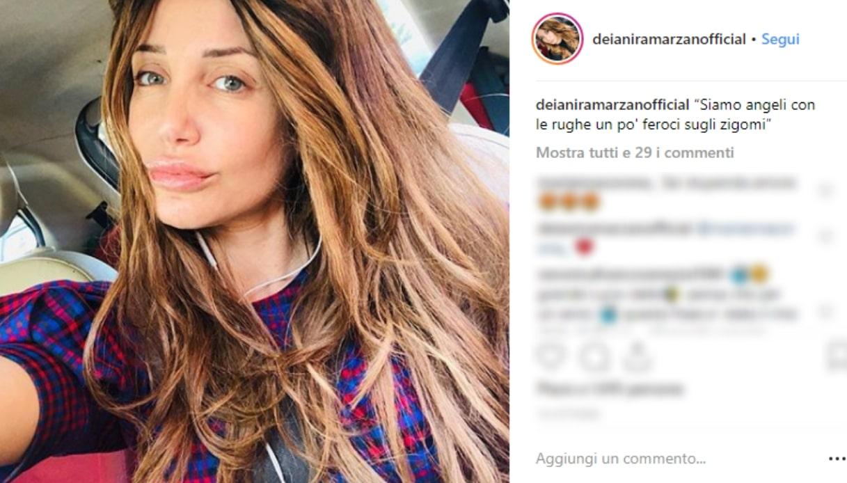 Deianira Marzano Instagram